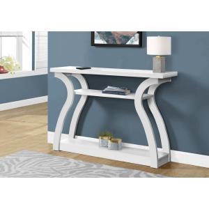White Hall Console Table