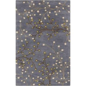 Artistic Weavers Aloysia Charcoal 8 ft. x 11 ft. Indoor Area Rug by Artistic Weavers