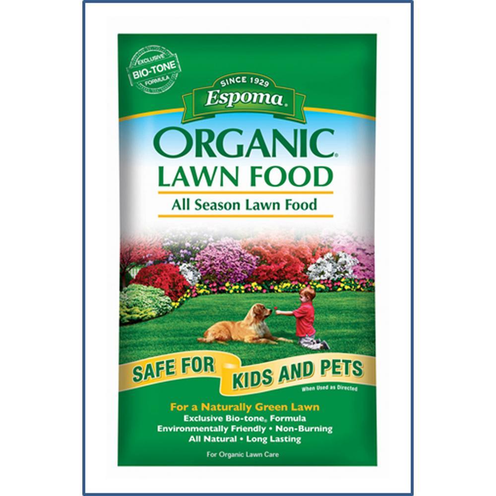 14 lbs. Organic Lawn Food