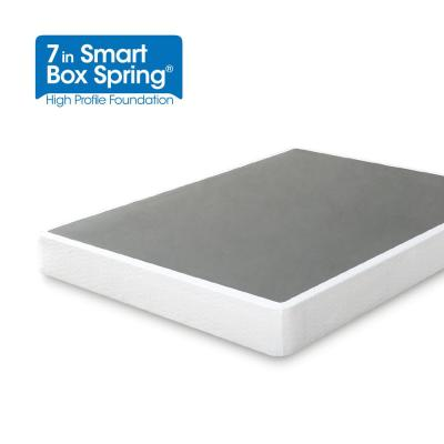 Armita 7 in. Cal King Metal Smart Box Spring with Easy Assembly