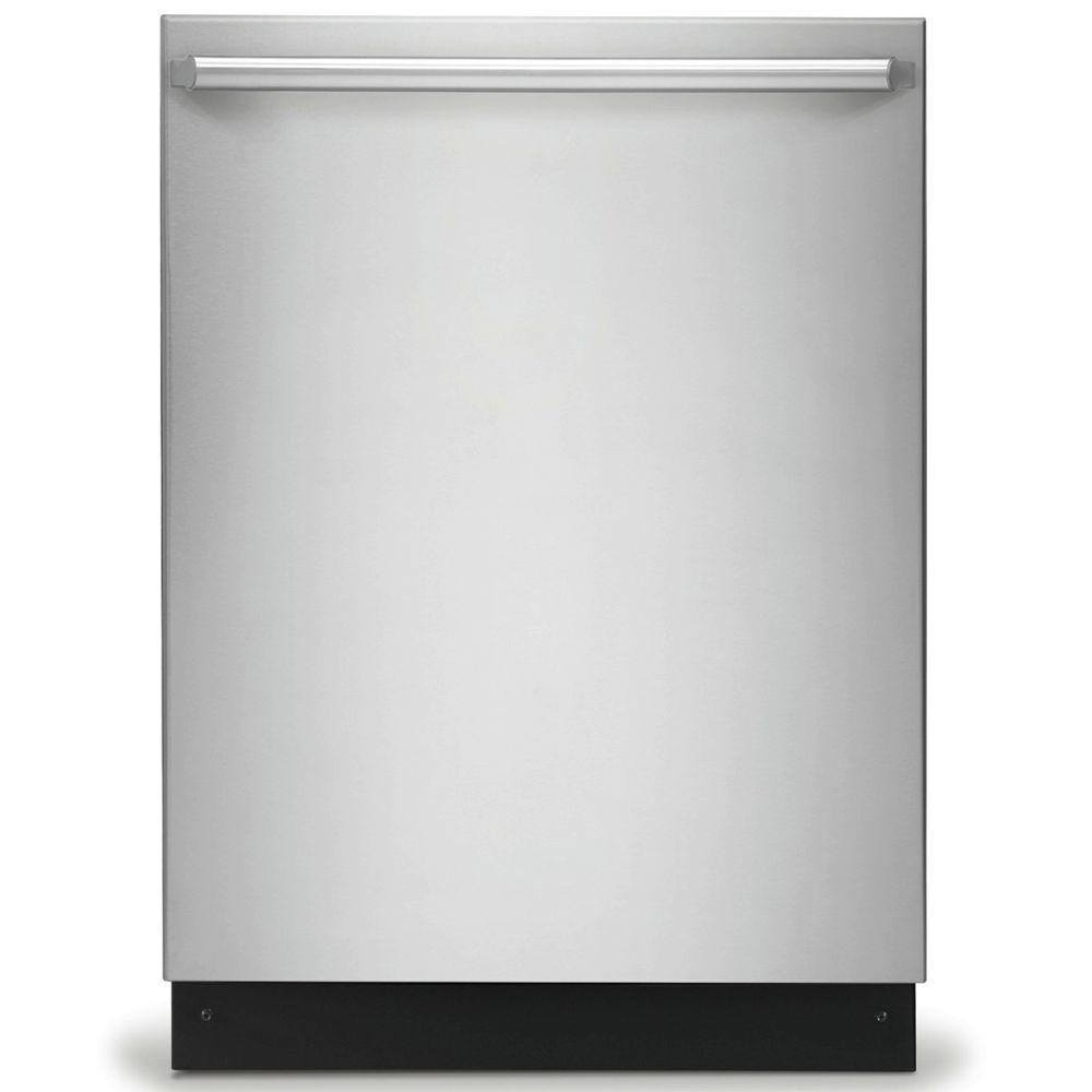 Electrolux IQ-Touch Top Control Dishwasher in Stainless Steel-DISCONTINUED