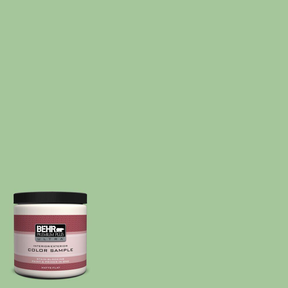 8 oz. #M390-4 Gingko Interior/Exterior Paint Sample