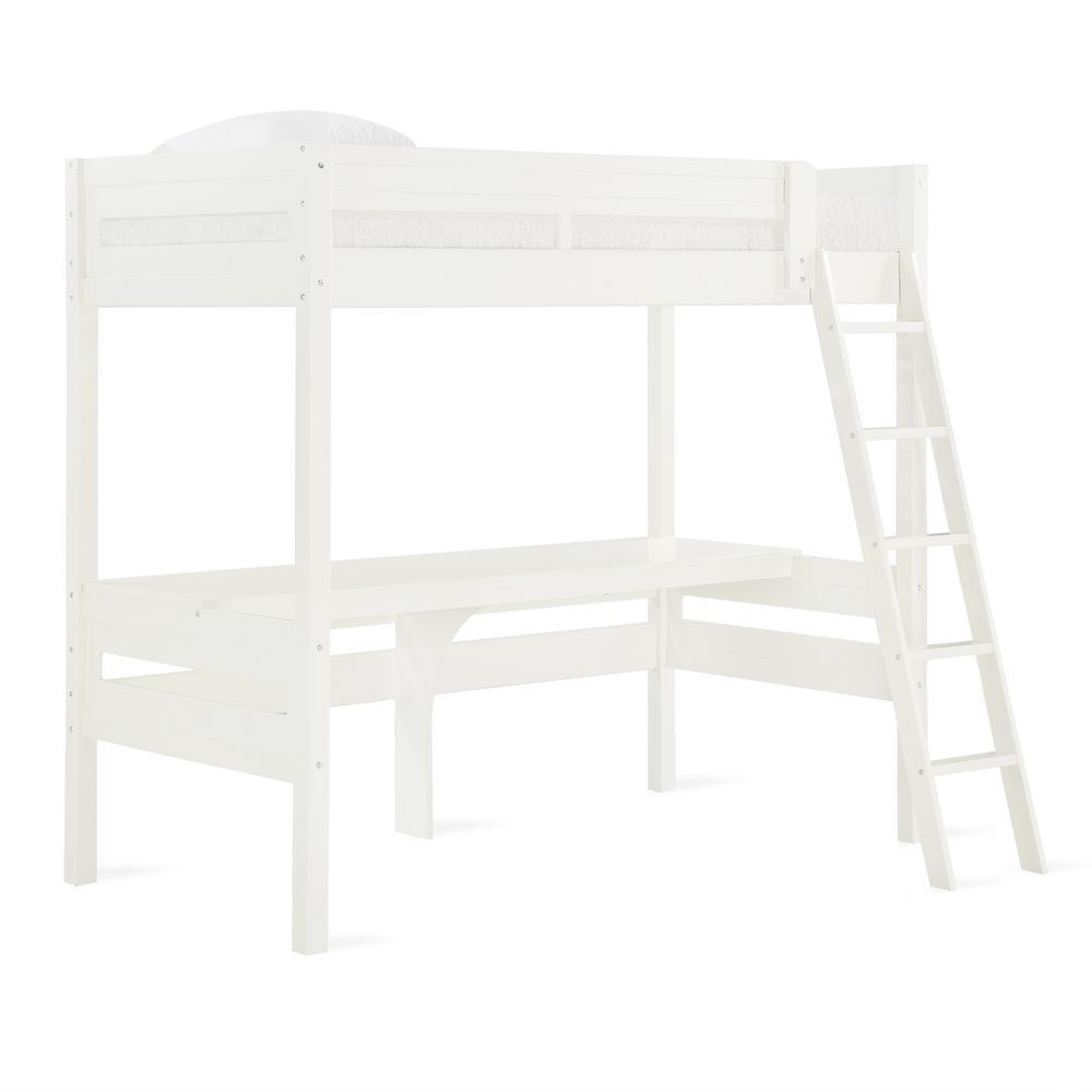 newest 70cd7 7ba32 White - Bunk & Loft Beds - Kids Bedroom Furniture - The Home ...