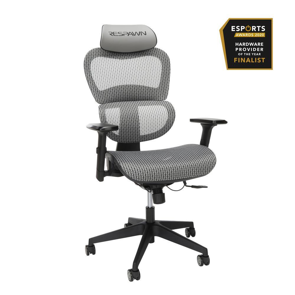 Specter Full Mesh Ergonomic Gaming Chair, in Graphite Gray (RSP-215-GRY)