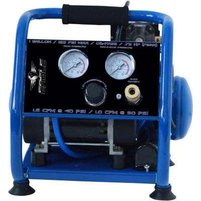 Silent Series 0.75 HP, 1 Gal. Oil Free Air Compressor
