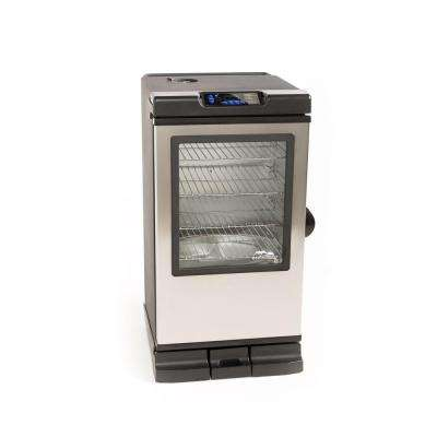 30 in. Bluetooth Smart Digital Electric Smoker