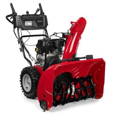 27 in. 254 cc Two-Stage Electric Start Gas Snow Blower