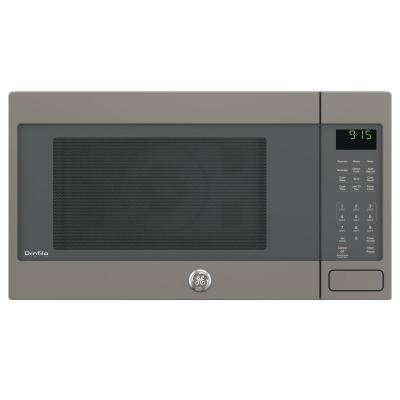 1.5 cu. ft. Countertop Convection/Microwave Oven in Slate