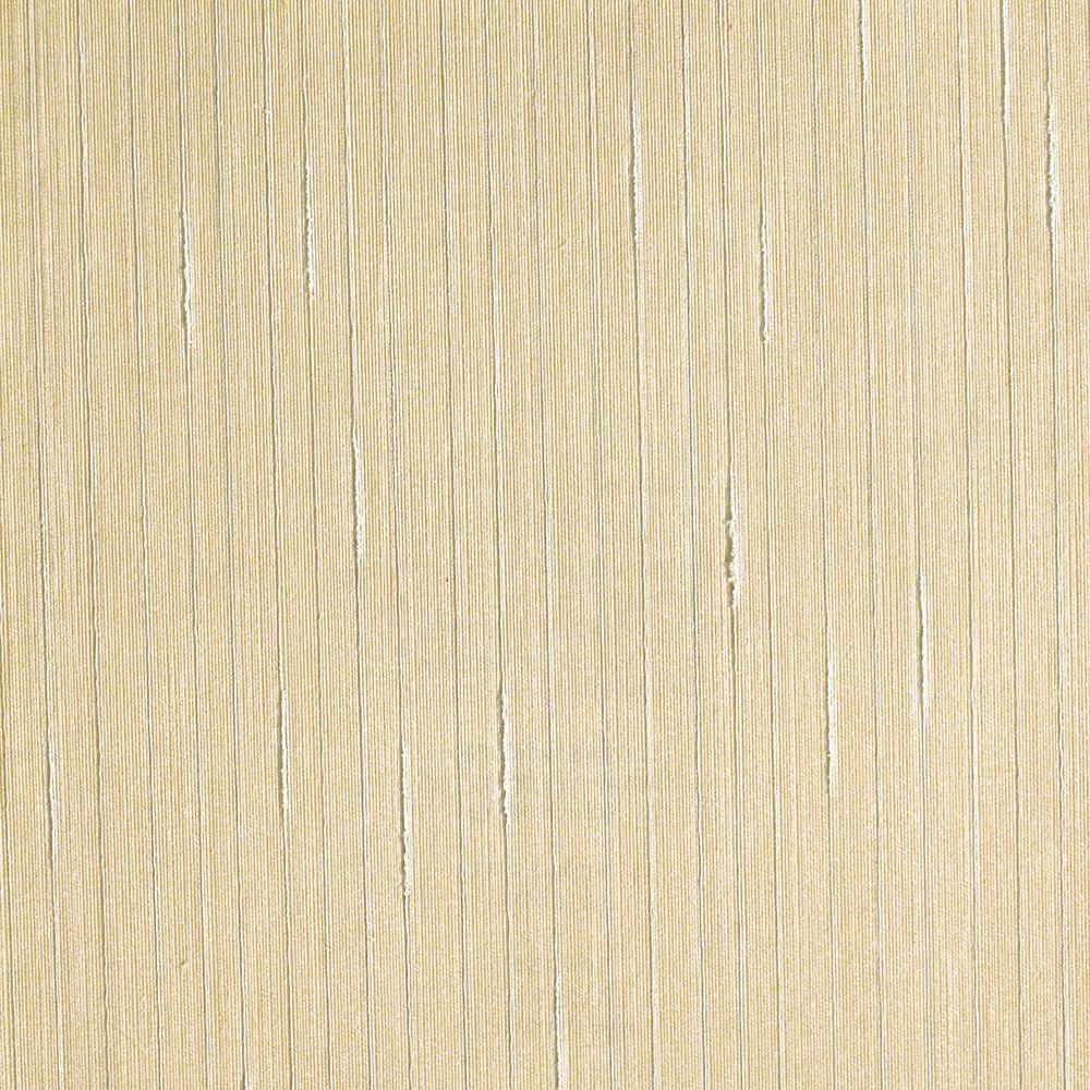 The Wallpaper Company 10 in. x 8 in. Oatmeal Textured Silk Wallpaper Sample-DISCONTINUED