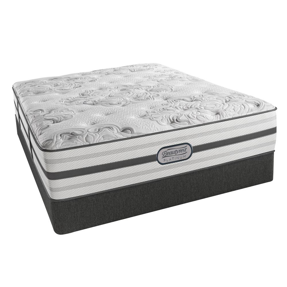 Nora Queen-Size Luxury Firm Mattress Set
