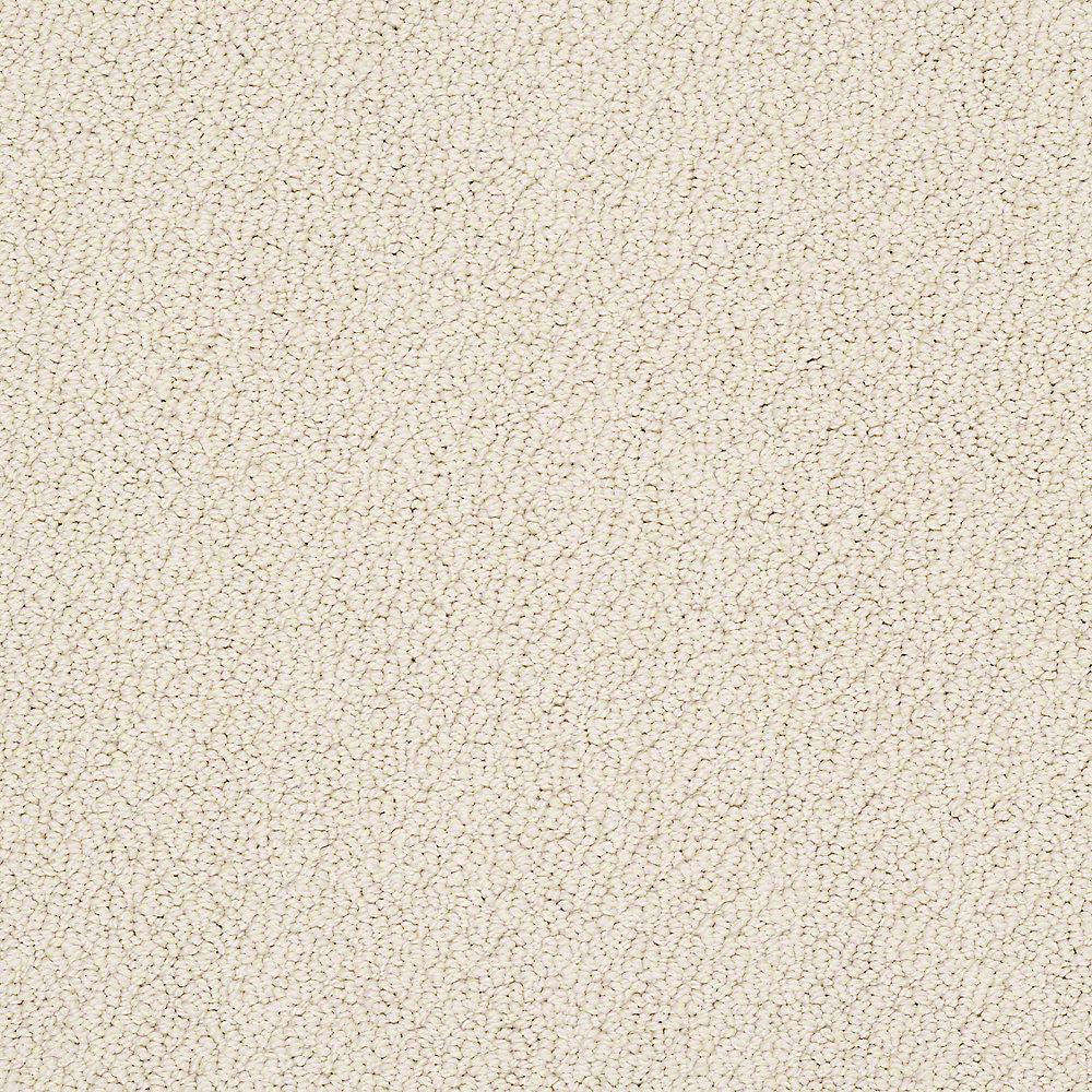 Carpet Sample - Treasure - In Color Soft Caress Loop 8 in. x 8 in.