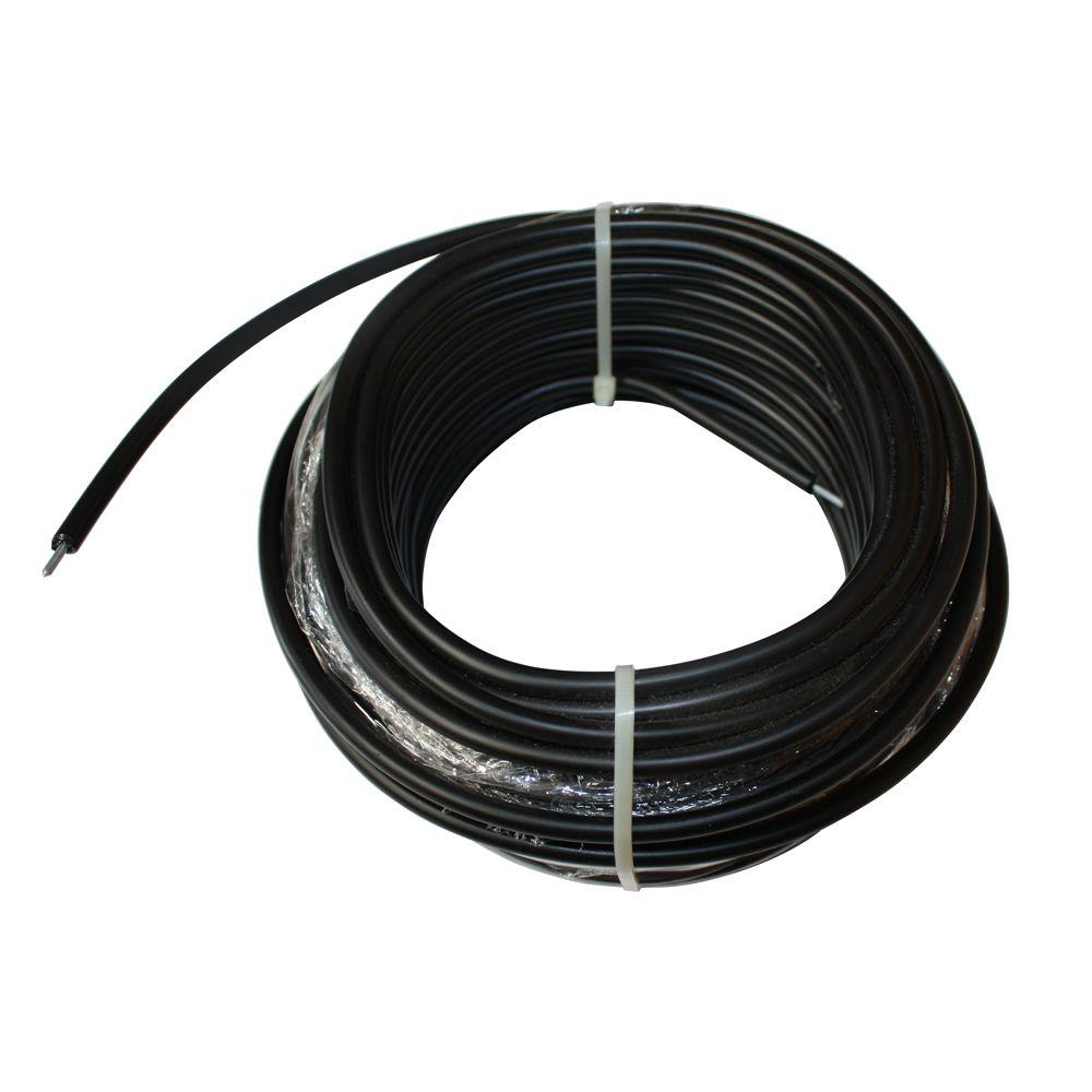 100 ft. Insulated Galvanized Wire Undergate Cable
