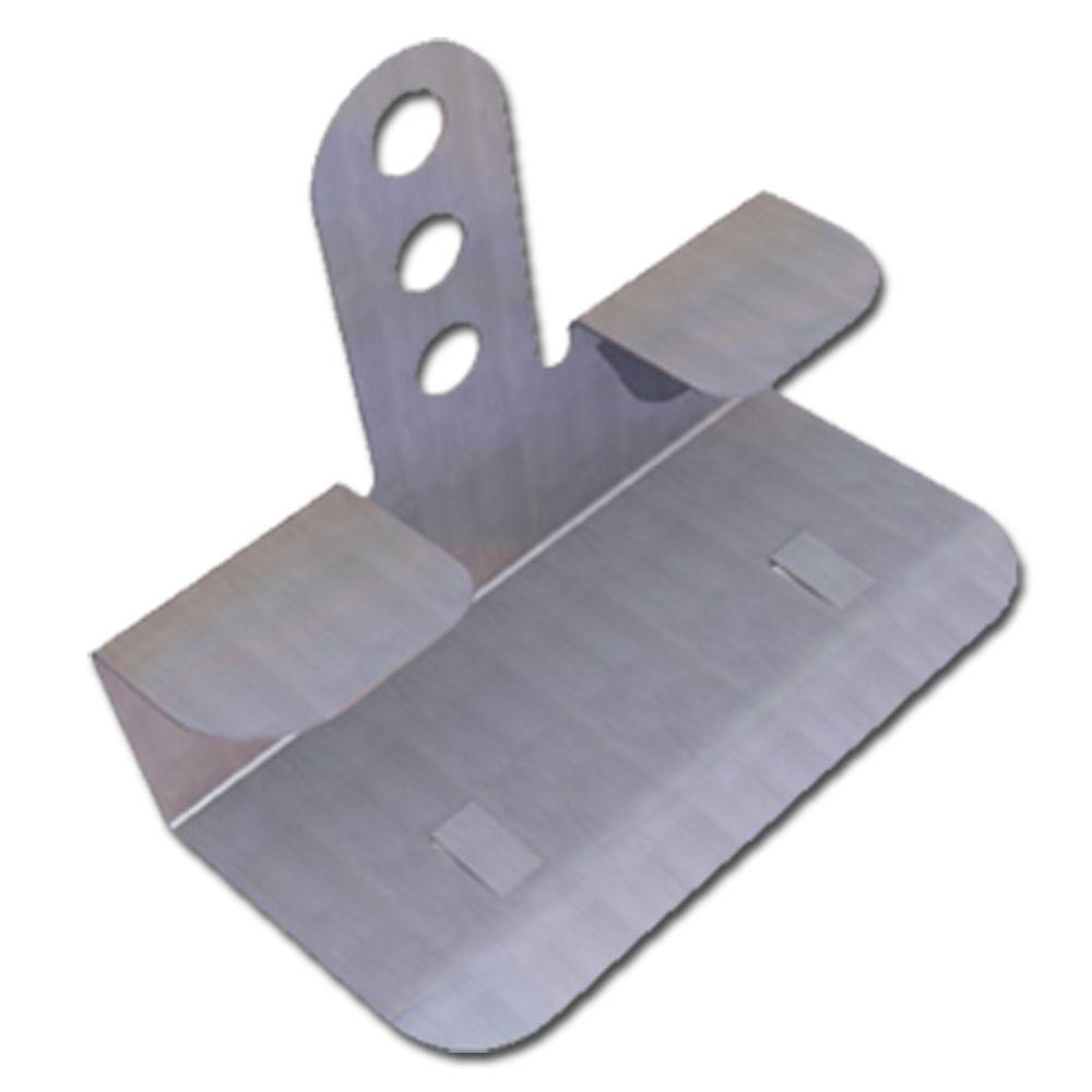 1/2 in. Corner-Back Drywall Back-up Clips (50-Pack)