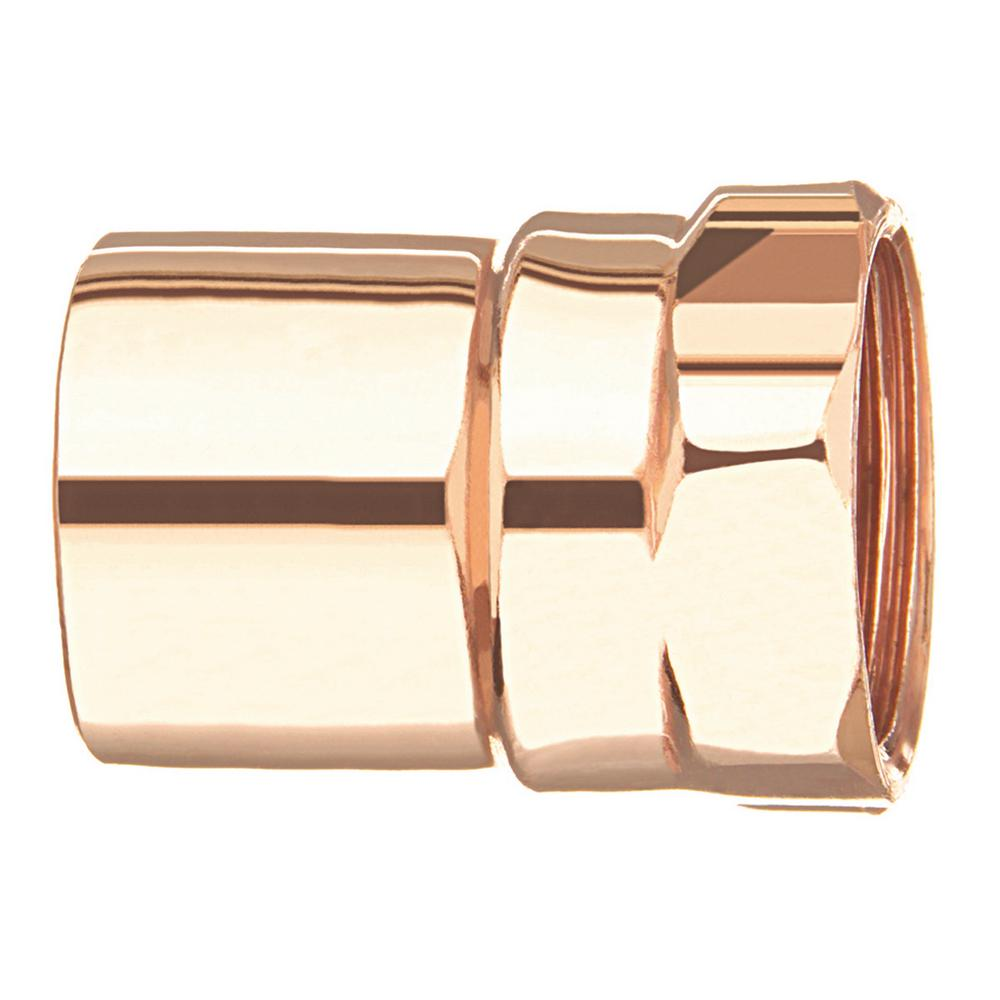 1/2 in. Copper Female Adapter (30-Pack)