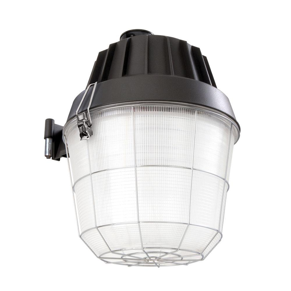 All pro bronze outdoor metal halide industrial grade area light all pro bronze outdoor metal halide industrial grade area light with dusk to dawn photocell sensor gt100mh the home depot mozeypictures Image collections