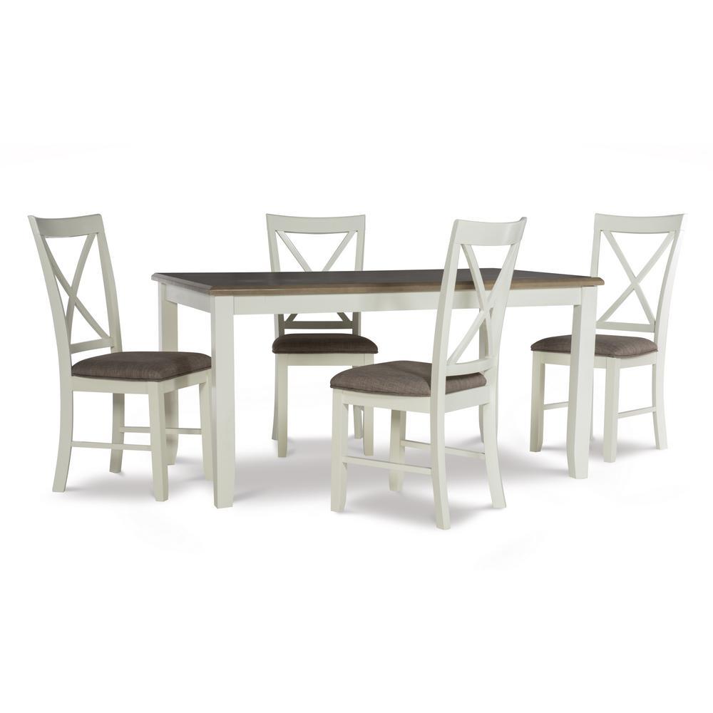 Bridgton 5PC Dining Set