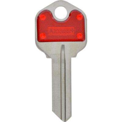 #66 Red Color Key (1-Pack)