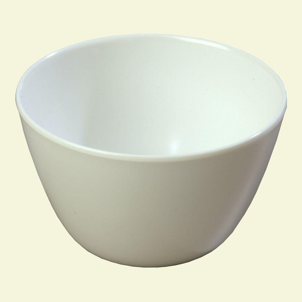 8 oz. Melamine Bouillon Cup in White (Case of 48)
