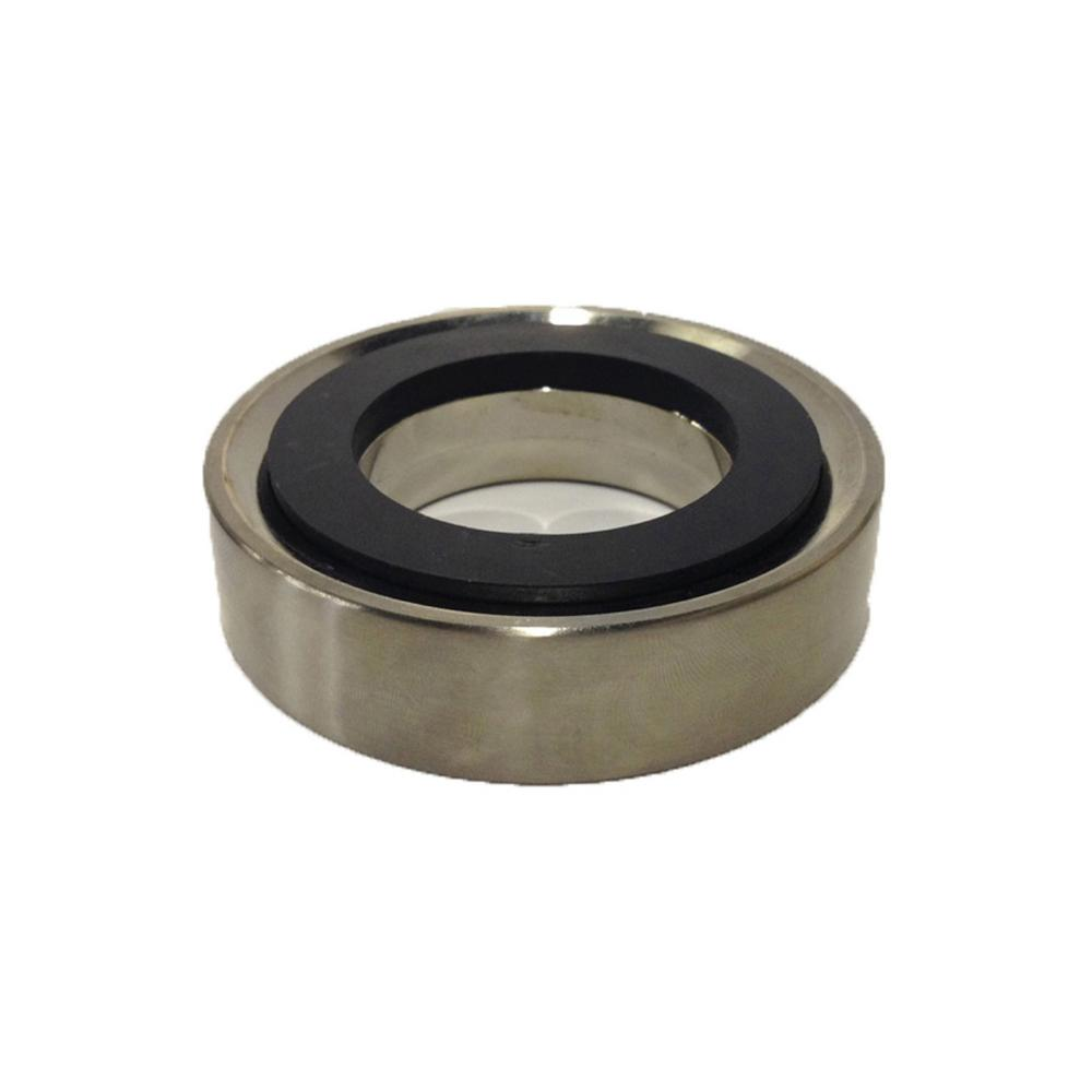 JSG Oceana Vessel Sink Mounting Ring In Brushed Nickel MRBrNick   The Home  Depot