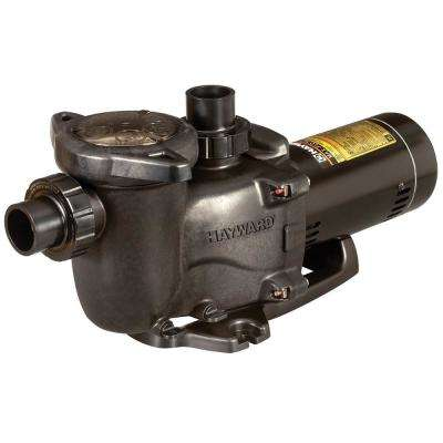 MaxFlo XL 1-1/2 HP Single Speed Pool Pump