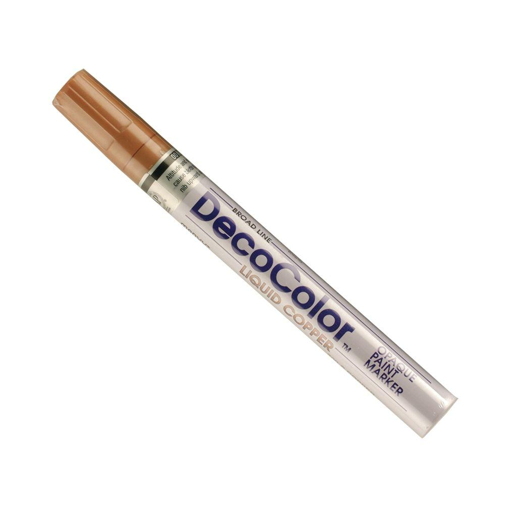 Marvy Uchida DecoColor Copper Broad Point Paint Marker