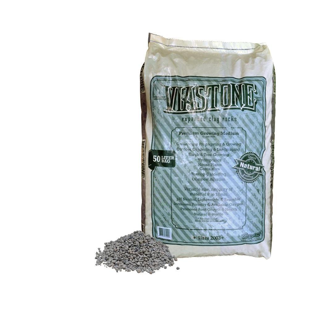 50 l ViaStone Hydroponic Gardening Medium Grow Rock