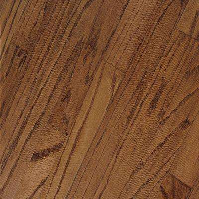 Oak Mellow 3/8 in. Thick x 3 in. Wide x Random Length Engineered Hardwood Flooring (25 sq. ft. / case)