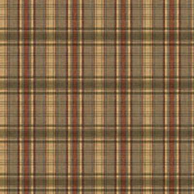 Bluewater Navy Sunny Plaid Wallpaper
