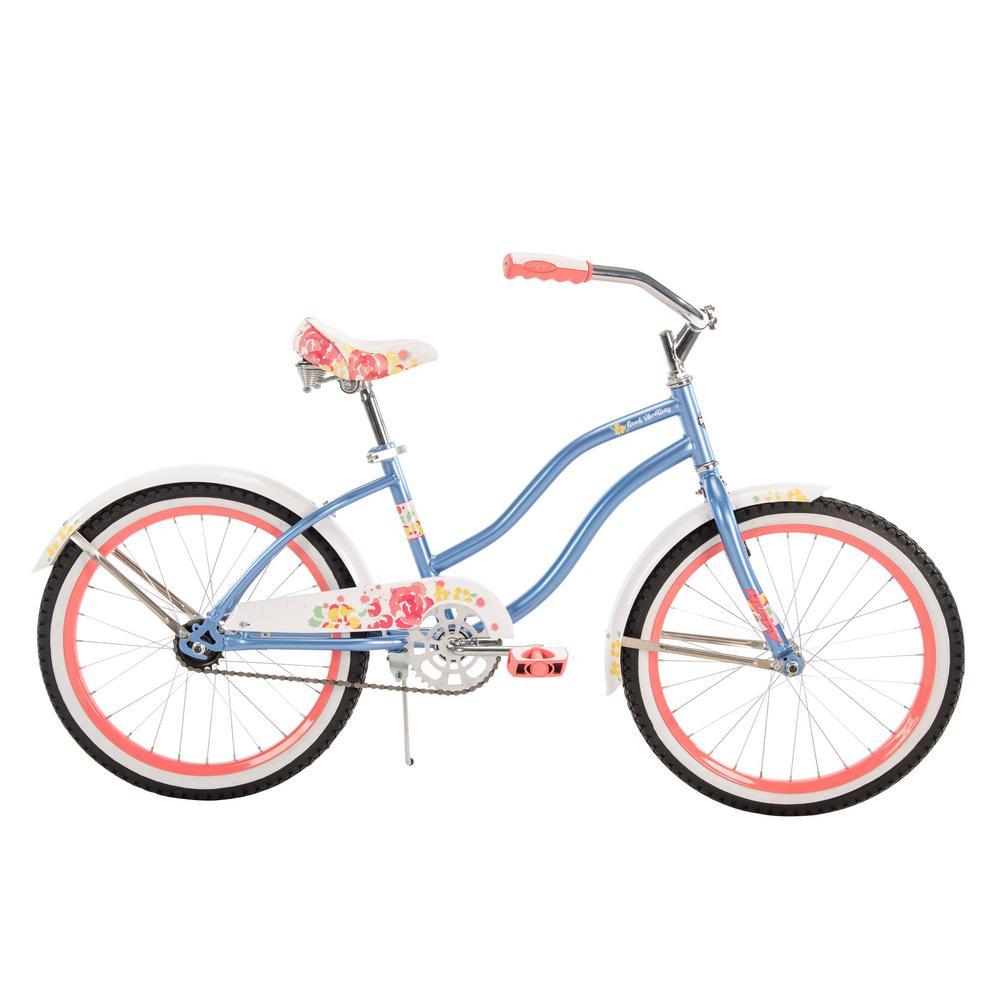 Huffy Good Vibrations 20 In Girl S Bike Multi