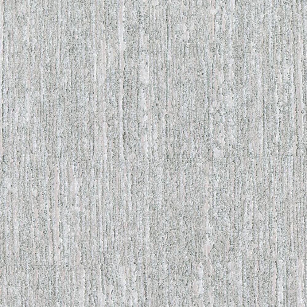 Light Brown Grass Cloth Wall Covering In This Transitional: Beyond Basics Papyrus Silver Subtle Texture Wallpaper-420