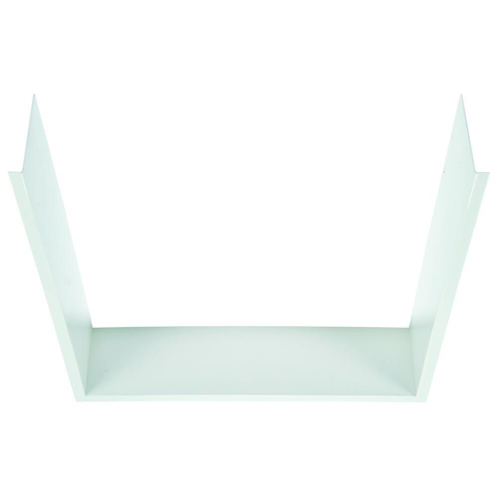 Mustee Duratrim Window Kit In White