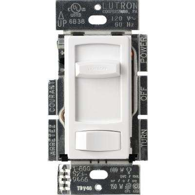 skylark contour cl dimmer switch for dimmable led halogen and incandescent bulbs single