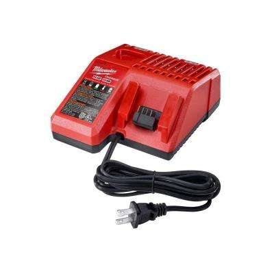 M12 and M18 12-Volt/18-Volt Lithium-Ion Multi-Voltage Battery Charger