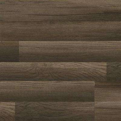 Sherwood Heights Matheson Oak 8 mm Thick x 7.6 in. Wide x 50.79 in. Length Laminate Flooring (21.44 sq. ft. / case)