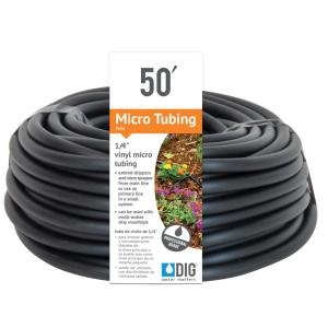 1/4 in. x 50 ft. Vinyl Micro Drip Tubing