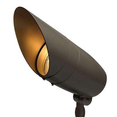 120-Volt Line-Voltage Bronze Large Spot Light PAR38 or R40