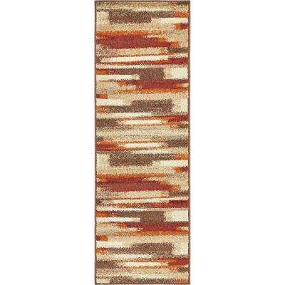 Autumn Wheat Multi 2' 0 x 6' 0 Runner Rug