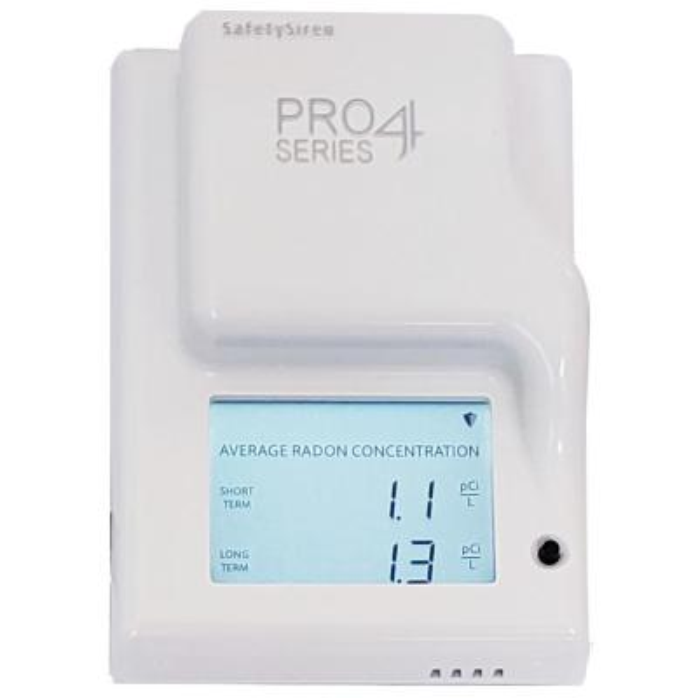 Pro4 Series Electronic Radon Gas Detector