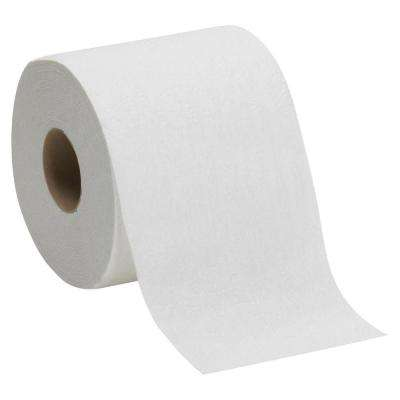 4 in. x 4.05 in. Bath Tissue 2-Ply (450 Sheets per Roll)