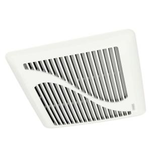 Nutone invent series 110 cfm ceiling roomside installation bathroom exhaust fan energy star for Nutone bathroom exhaust fan installation