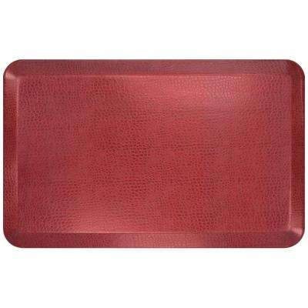 Designer Pebble Pomegranate 20 in. x 32 in. Anti-Fatigue Comfort Mat