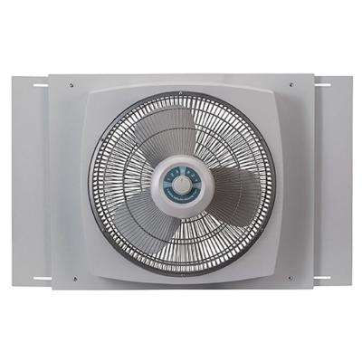 16 in. Window Fan with EZ-Dial Ventilation