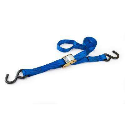1 in. x 6 ft. Cambuckle with Tightening Loop