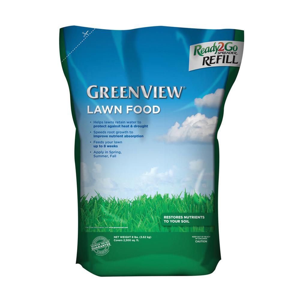 GreenView 8 lbs. Lawn Food