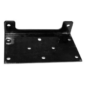Keeper Flat Mount Plate for KT4000 Winch by Keeper