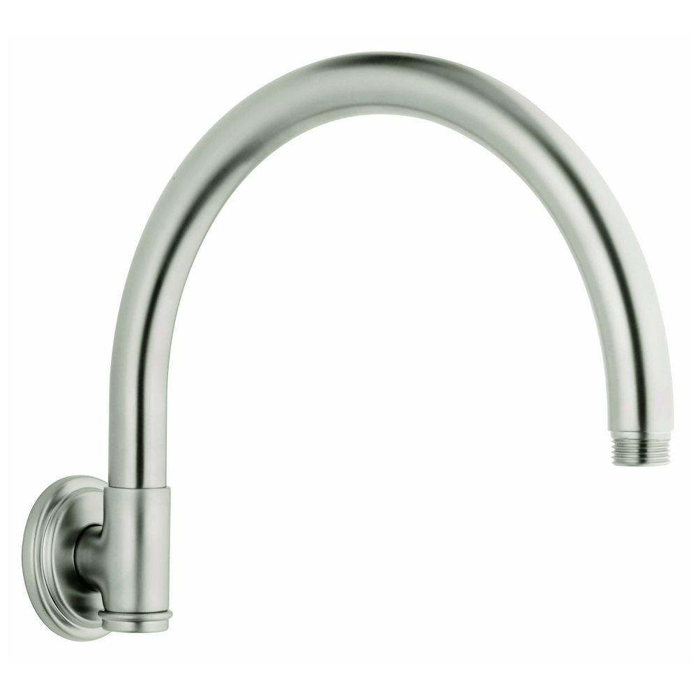 Rainshower 10 in. Shower Arm in Infinity Brushed Nickel