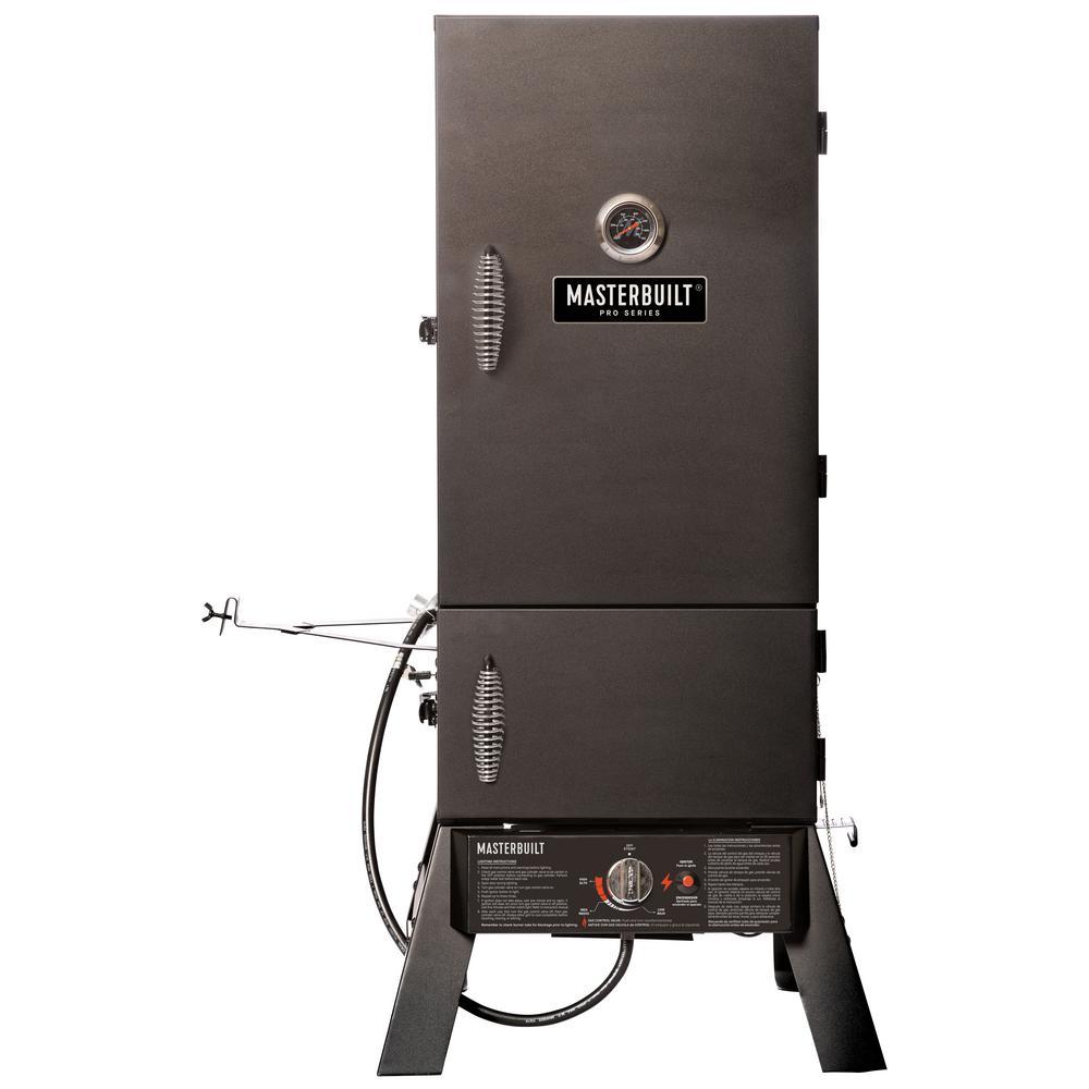 MDS 230S Dual Fuel Smoker