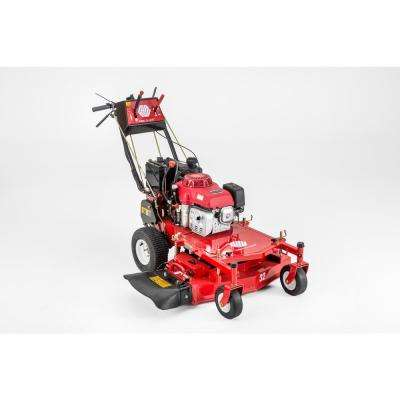 32 in. Honda Electric Start W/Recoil Backup Gas Self Propelled Walk Behind Mower
