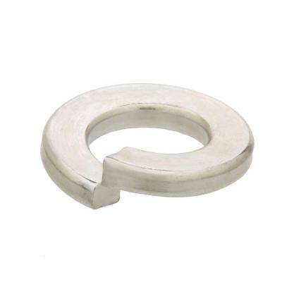 1/4 in. Zinc-Plated Split Lock Washer (100-Piece per Box)