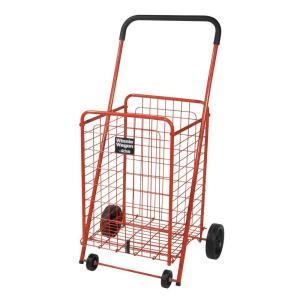 Drive Red Winnie Wagon All Purpose Shopping Utility Cart by Drive